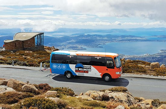 kunanyi Mt Wellington Explorer Bus