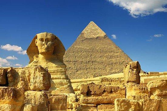 1001 skatter av egypt 9 dager