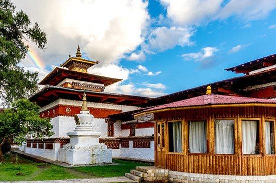 Excursão de 4 noites no Butão