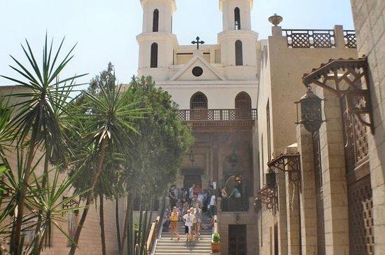 Rundgang Hängende Kirche und altes Kairo