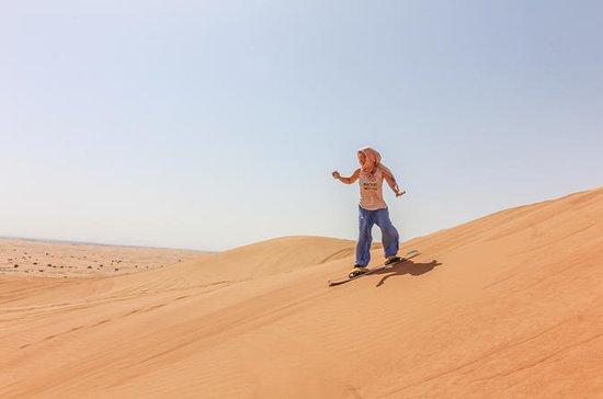 Sandbrett bei Fayoum Oasis