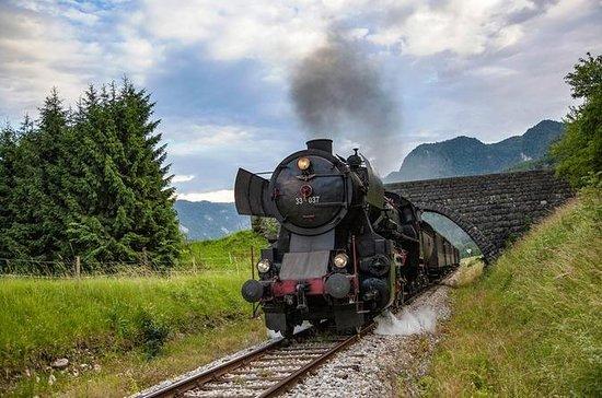 Bohinj Railway Steam Train Ride of the...