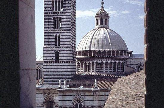 De Roma a San Gimignano y Siena