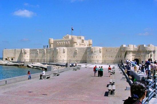Alexandria-Tagestour von Kairo aus