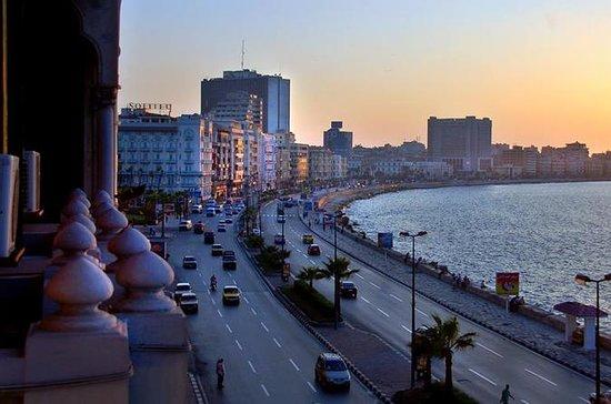 Alexandria Tagestour von Kairo