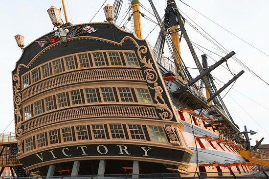 Portsmouth Historic Dockyard Entrance...