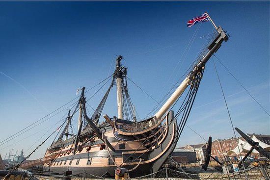 HMS Victory Ticket d'admission