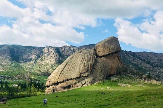 Visita del Parco Nazionale di Terelj