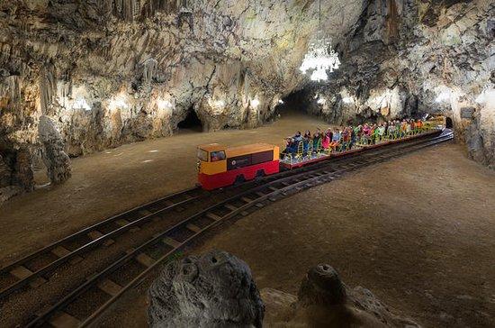 Magische Postojna-Höhle und...