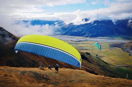 Tandem Paragliding Frühaufsteher...