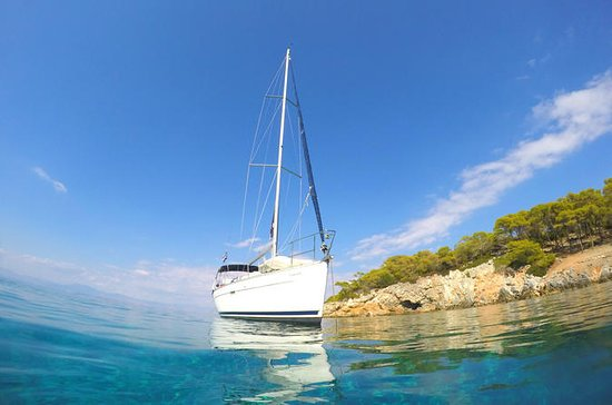 Cyclades islans Sailing adventure...
