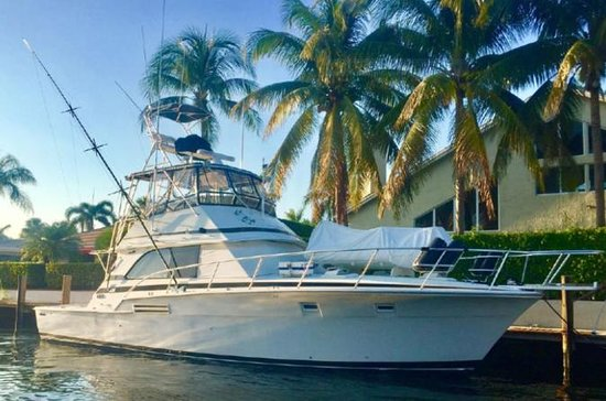 8 Hour Fishing Charter