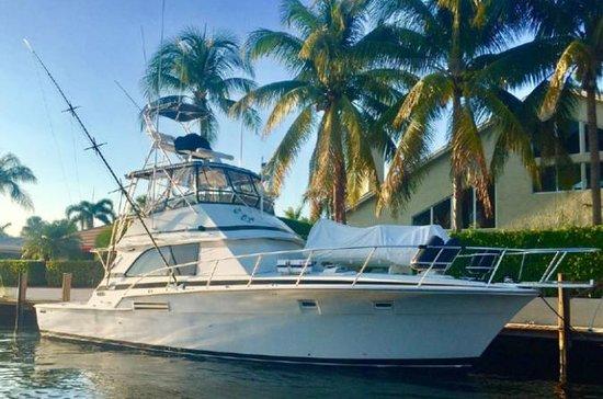 4-timers fiske charter