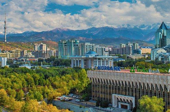 Paquete turístico de 4 días en Almaty