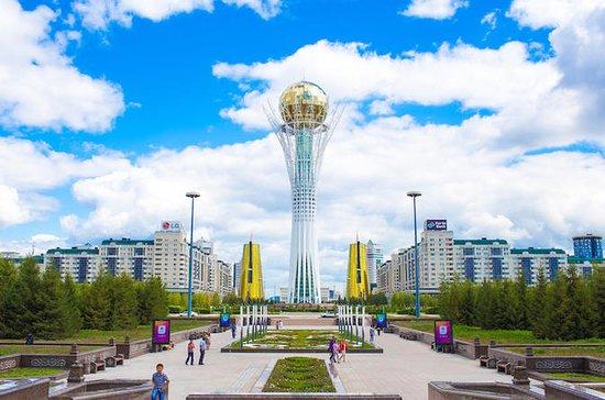 Paquete Astana de 3 días en grupo