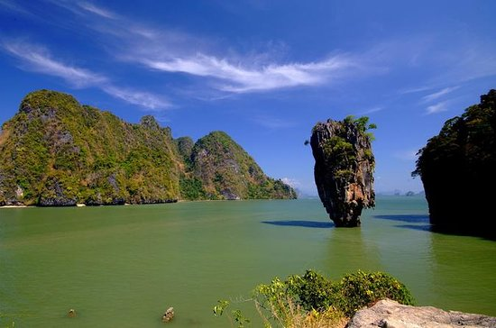 James Bond Island and Khai Islands...