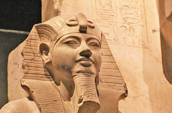 Tour do Museu Egípcio de Turim com...