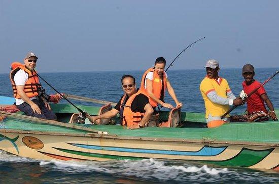 Negombo Deep Sea Trolling Fishing