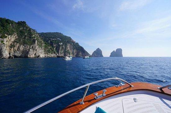 Costiera sorrentina e Capri in barca