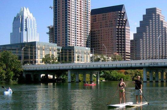 Austin Paddle Board Adventure: Austin Paddle Board Tour & Urban Bats