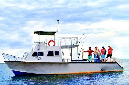 Hikkaduwa pesca en alta mar