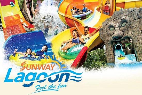 Eintritt in den Sunway Lagoon Theme...