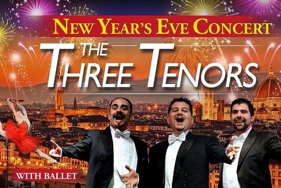 New Year s Eve Gala with The Three...