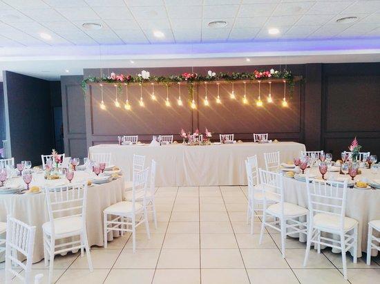Vimianzo, Spain: sala bodas