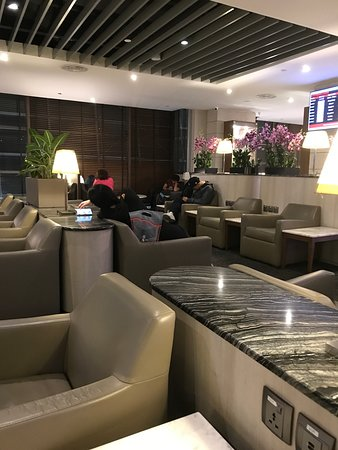 Sats Premier Lounge Singapore 2019 All You Need To