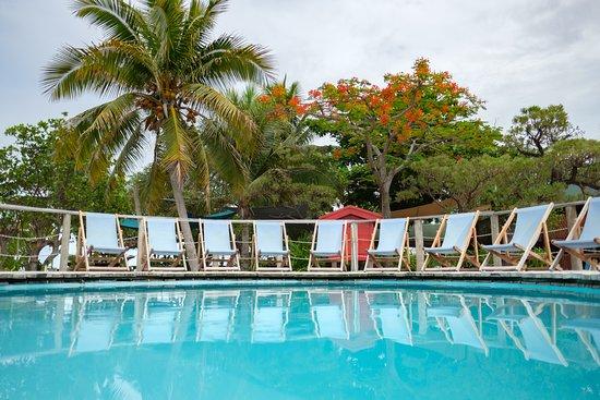 Mamanuca Islands, Fiji: South Sea Island salt water swimming pool