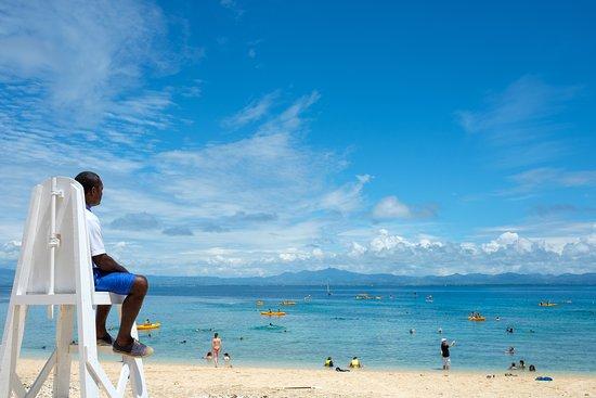 Mamanuca Islands, Fiji: South Sea Island beach