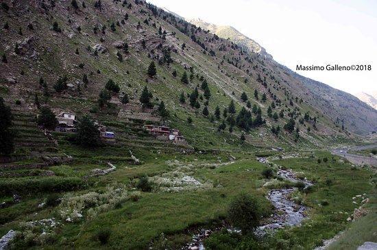 Kaghan, Pakistan: la valle