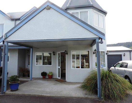 Entrance - Picture of Gables Motor Lodge, Greymouth - Tripadvisor