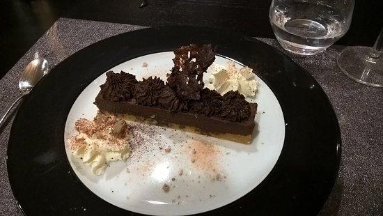 Saint-Vigor-le-Grand, Франция: Chocolate Ganache