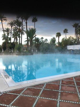Pool - La Mamounia Marrakech Photo