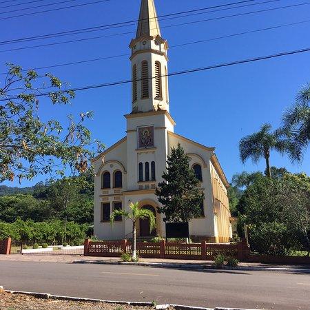 Igreja em Picada Café