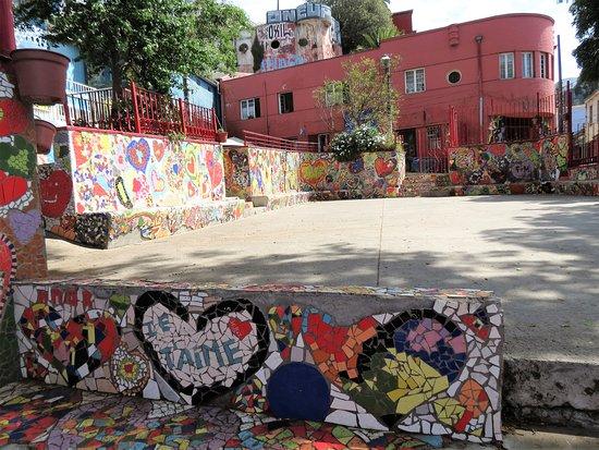 Plaza del Descanso