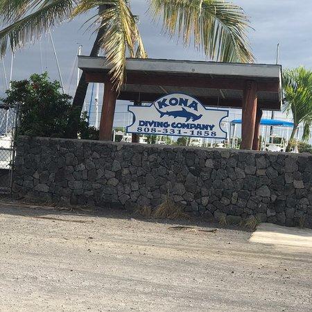Kona Diving Company Photo