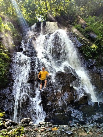 Watu Lumpang Waterfall
