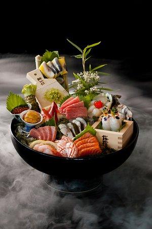 True Elegance Of Japanese Cuisine