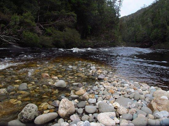 Water by Nature Tasmania - Franklin River Rafting: On a Water by Nature trip on the Franklin River, Tasmania