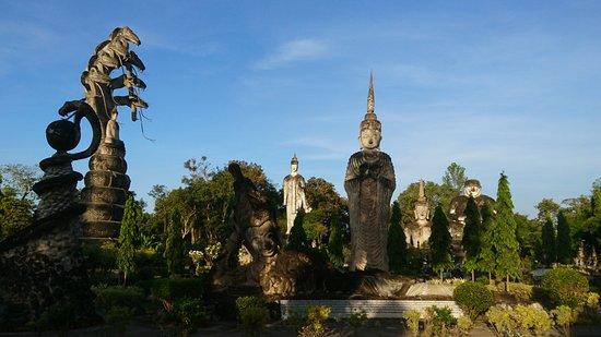 Sala Kaew Ku (Wat Khaek)