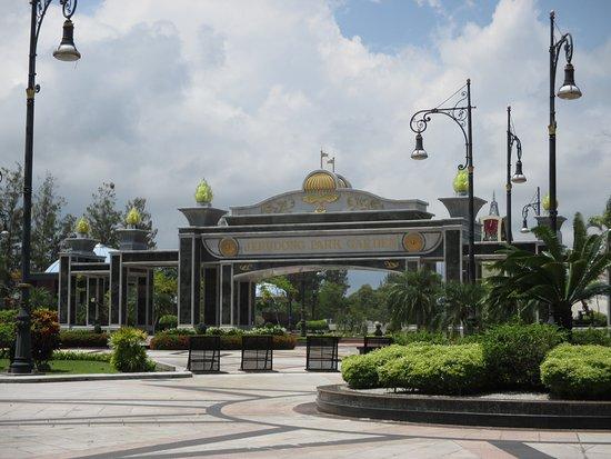 Jerudong Park Garden