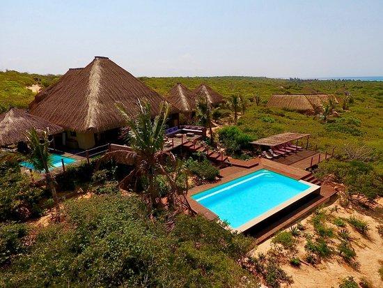 ASDUNAS LODGE (Vilanculos, Mozambique) - foto's, reviews en  prijsvergelijking - Tripadvisor