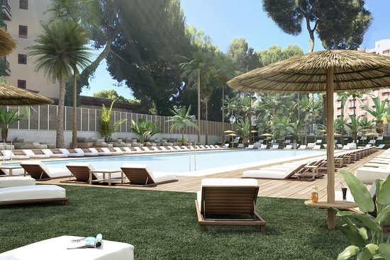 Kleiner Hotelkühlschrank : Neuer name u003e cook´s club palma beach smartline lancaster playa