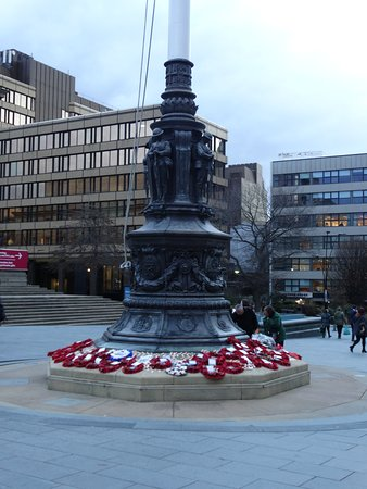 Sheffield War Memorial