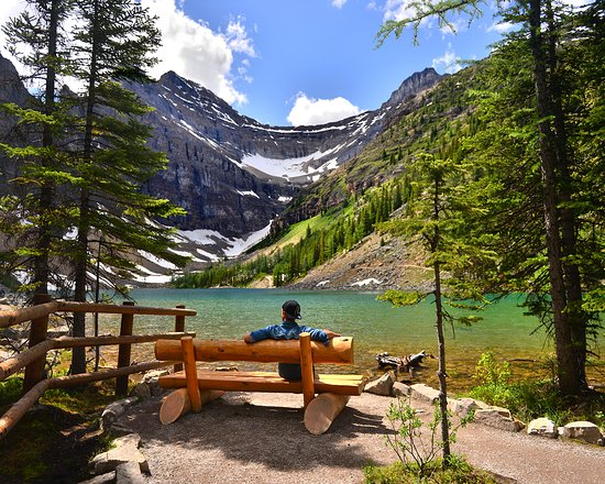 Canada: Uno de los miradores más bonitos de Canadá
