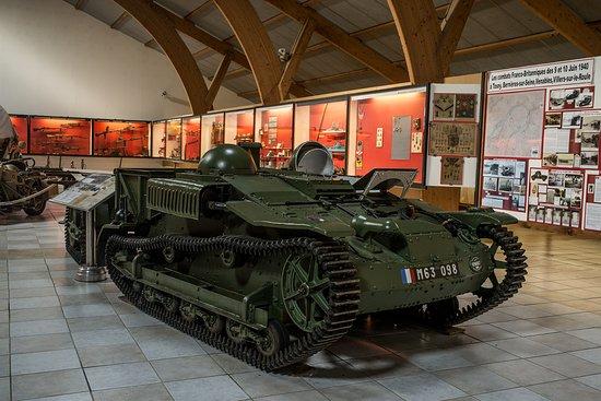 Gaillon, France: Musée de la seconde Guerre Mondiale à Tosny