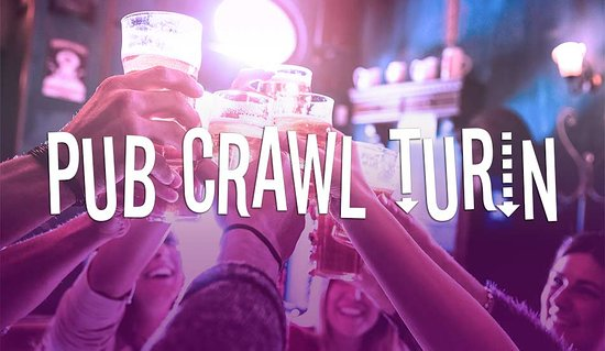 Pub Crawl Turin