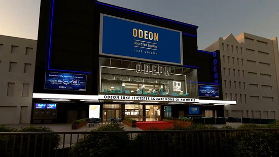 ODEON Leicester Square Luxe Cinema